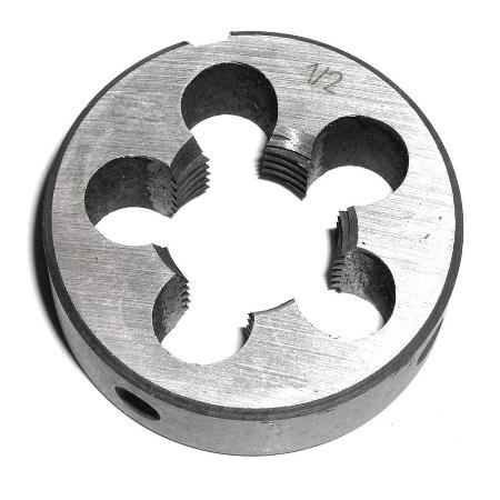 Плашки круглые для трубной цилиндрической резьбы (g) ГОСТ 9740-71