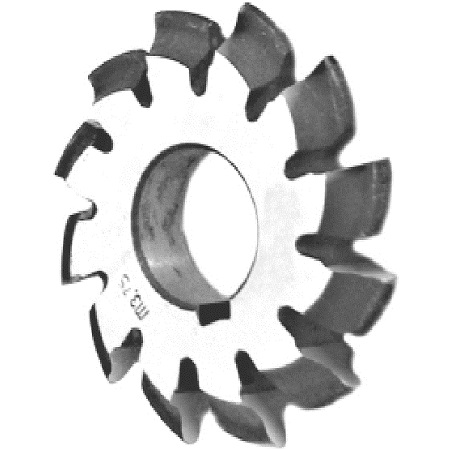 Фрезы дисковые зуборезные модульные ОСТ 2И41-174-87