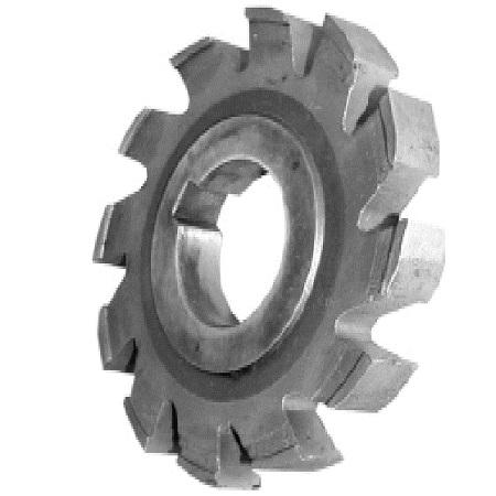 Фрезы дисковые пазовые затылованные ГОСТ 8543-71