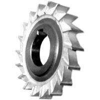 Фрезы дисковые трёхсторонние ГОСТ 28527-90