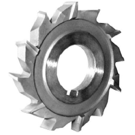 Фрезы дисковые трёхсторонние с разнонаправленнымиФрезы дисковые трёхсторонние с разнонаправленными зубьями ГОСТ 28527-90 зубьями ГОСТ 28527-90