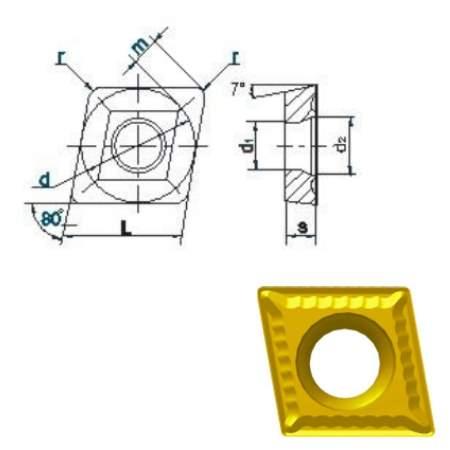 CCMT с геометрией F2