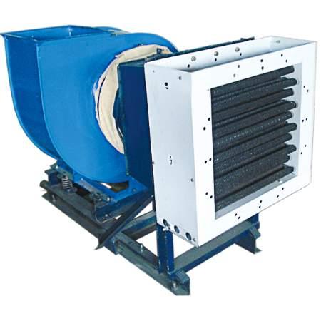 Вентиляция, тепловое оборудование