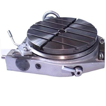 Стол поворотный круглый с ручным и механизированным приводами