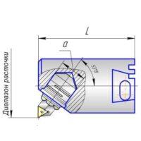 Блоки расточные под вставку микрометрическую