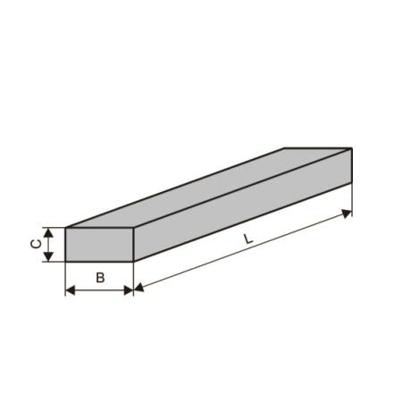 Бруски шлифовальные прямоугольные (тип БП)