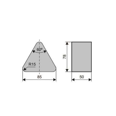 Сегменты специальные (тип 6С)