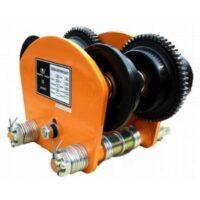 Комбинированная тележка для мини тали с электроприводом тип TE1