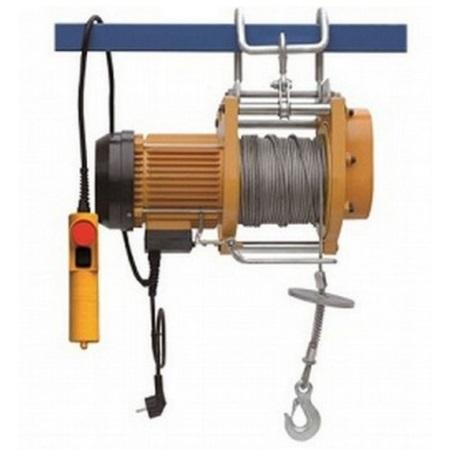 Мини электрическая таль BH250A (высота подъема — 60 м)