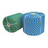 Фал капроновый (веревка высокопрочная для строительных работ)