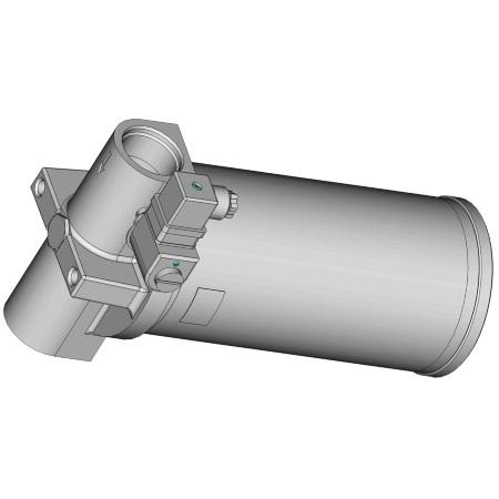 Фильтры сливные типа ФС40 и ФС50