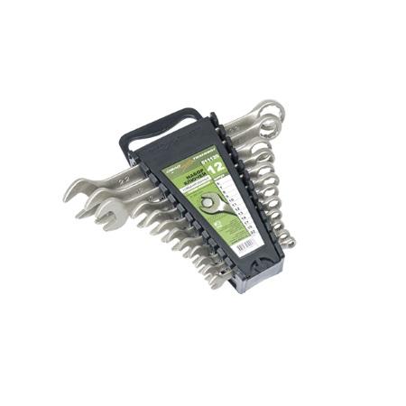 Типовое фото набора ключей комбинированных, холдер