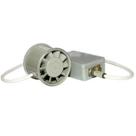 Вентилятор для охлаждения радиоэлектронной аппаратуры с отдельным блоком