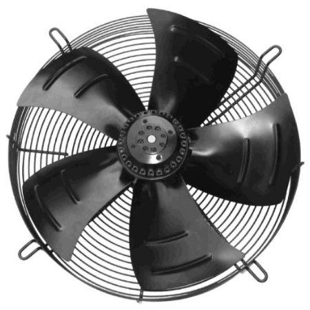 Промышленные осевые вентиляторы серии YWF