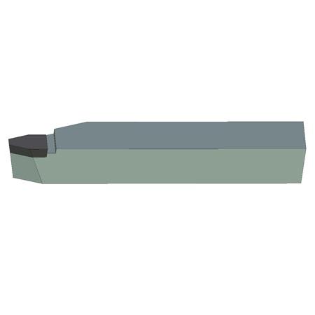 Резцы токарные резьбовые для наружной трапецеидальной резьбы