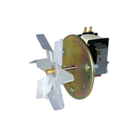 Электродвигатель-вентилятор ДВ-70-2,4