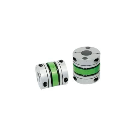 Безлюфтовая дисковая (мембранная) муфта SD