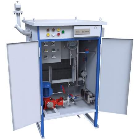Блоки одоризации газа типа БНДР