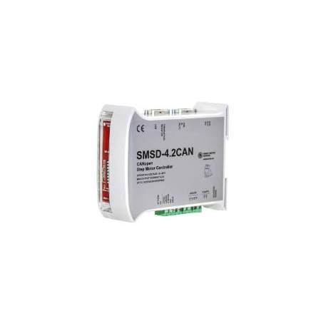 Блок управления шаговыми двигателями c интерфейсом CAN SMSD-4.2CAN
