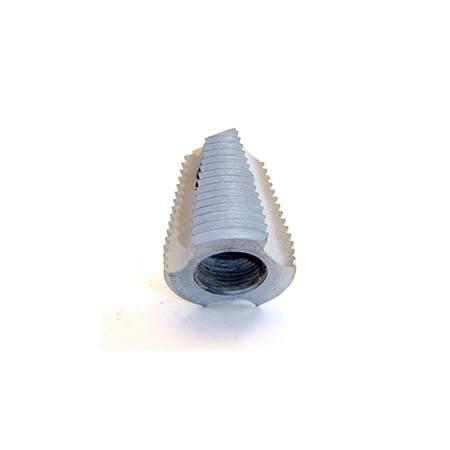 Коронка зубчатая для больших диаметров