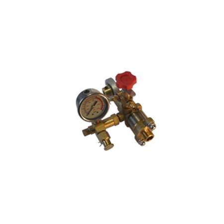 Насос для опрессовки электрический САТУРН НИЭ-3-60 (без электродвигателя и навесного)