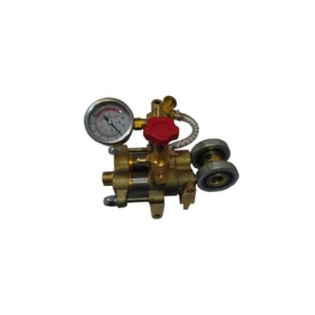 Насос для опрессовки электрический САТУРН НИЭ-6-60 (без электродвигателя и навесного)