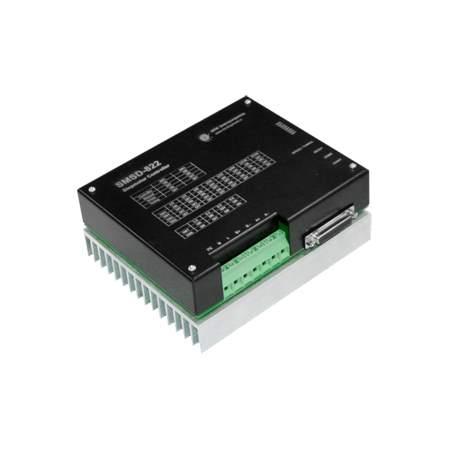 Программируемый блок управления шаговыми двигателями SMSD-822
