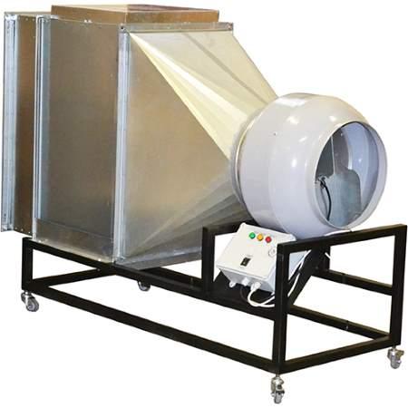 Оборудование для обеззараживания воздуха