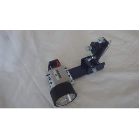 ИДРМ-М -РУ измеритель длины рулонных материалов с механическим счетчиком
