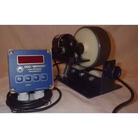 ИД20Э-ENC измеритель длины с электронным счетчиком