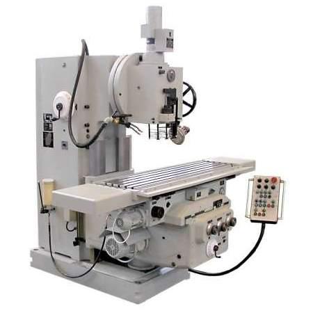 Вертикально-фрезерный станок FSS450MR