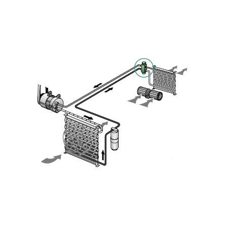 Расширительный клапан C5001360