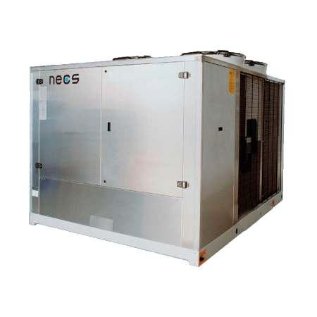 Чиллер NECS-N 0804 B R410A