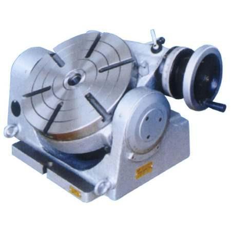 ТИП 5050 TSK 160 - 500 мм СТОЛЫ ПОВОРОТНЫЕ НАКЛОНЯЕМЫЕ