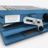 Плита магнитная синусная (630х200)
